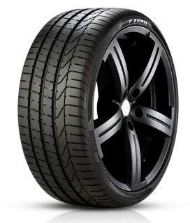 P Zero Silver Tires
